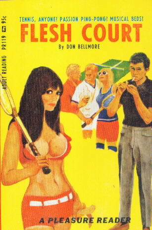 FLESH COURT by Don Bellmore