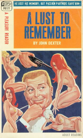 A LUST TO REMEMBER
