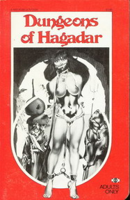 DUNGEONS OF HAGADAR
