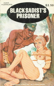 BLACK SADIST'S PRISONER