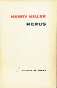 Click here for Henry Miller books