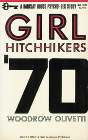 GIRL HITCHHIKERS '70