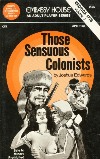 THE SENSUOUS COLONISTS